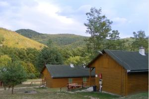 Szalajka és Csevice szállás - V-VI. faház